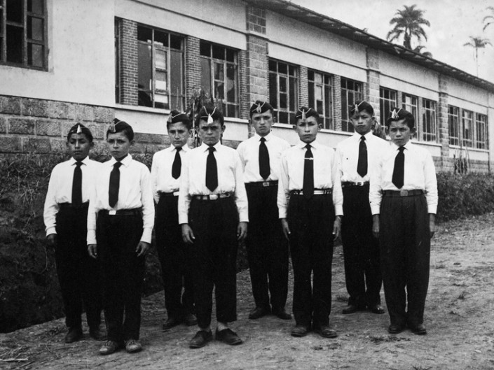 Colegio Normal Don Bosco, Cuarto Curso 1960-1961